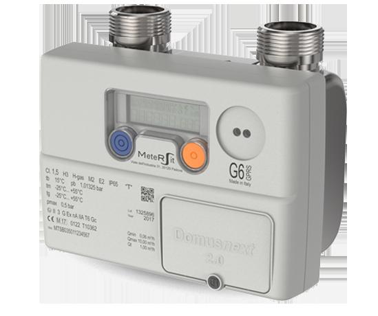 contatore gas elettronico modello G6