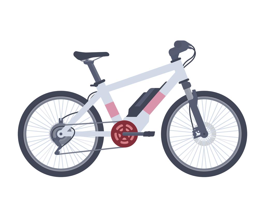 e-bike motore centrale