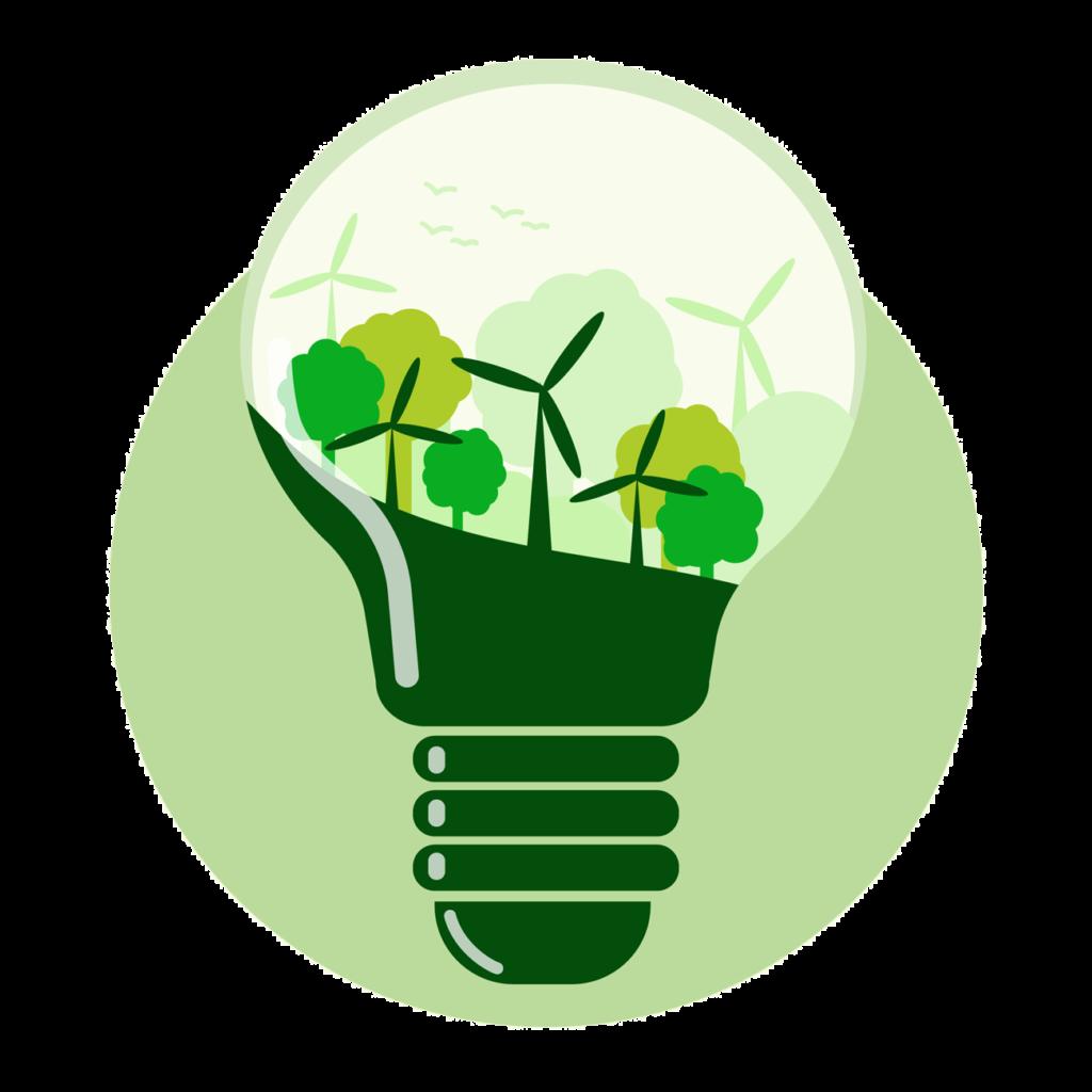 energia verde lampadina