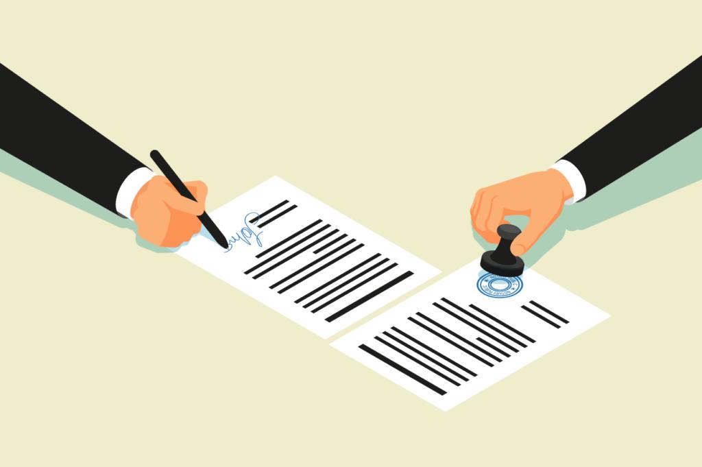 firma voltura contratto luce e gas