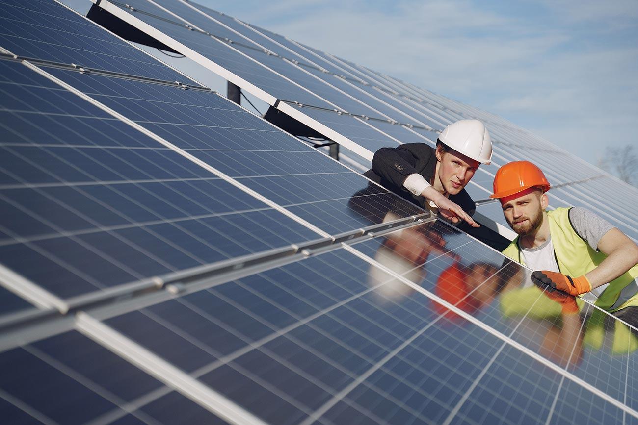 risparmio energetico con produzione autonoma dell'energia fotovoltaico