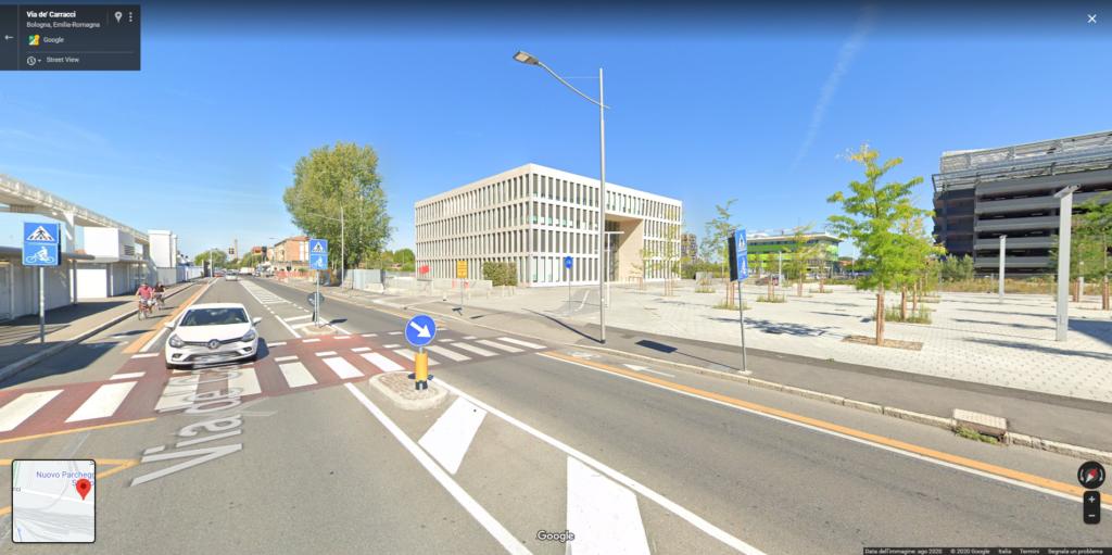 Illumia Building a Bologna