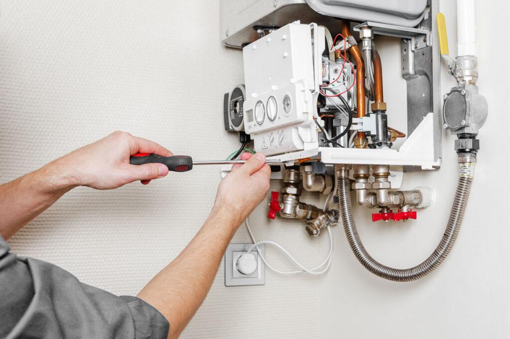 assistenza manutenzione caldaia a gas