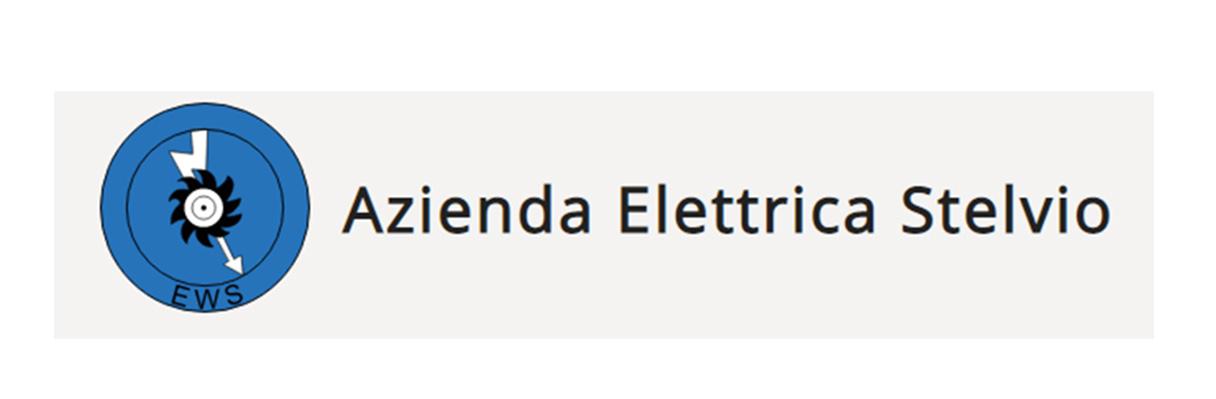 azienda elettrica stelvio logo