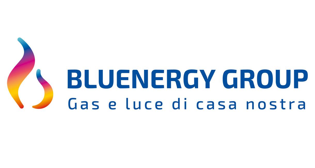 logo BLUENERGY GROUP gas e luce casa