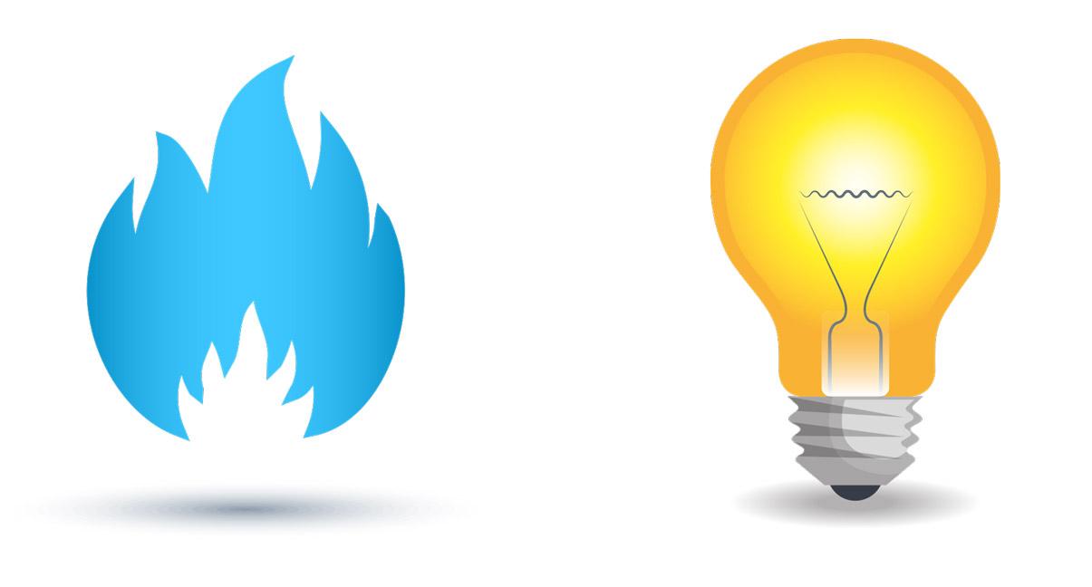 fornitori luce e gas