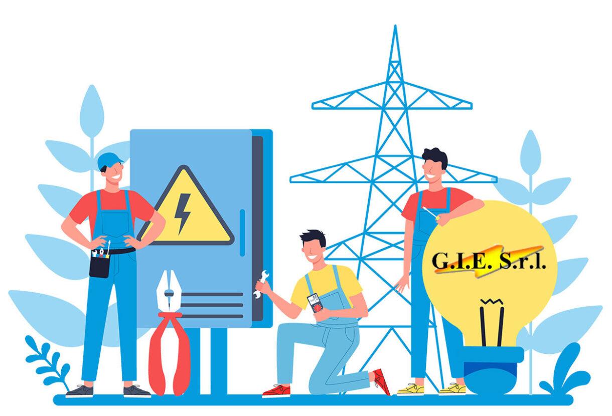 Germano Industrie Elettriche (GIE) srl distributore energia elettrica isole tremiti