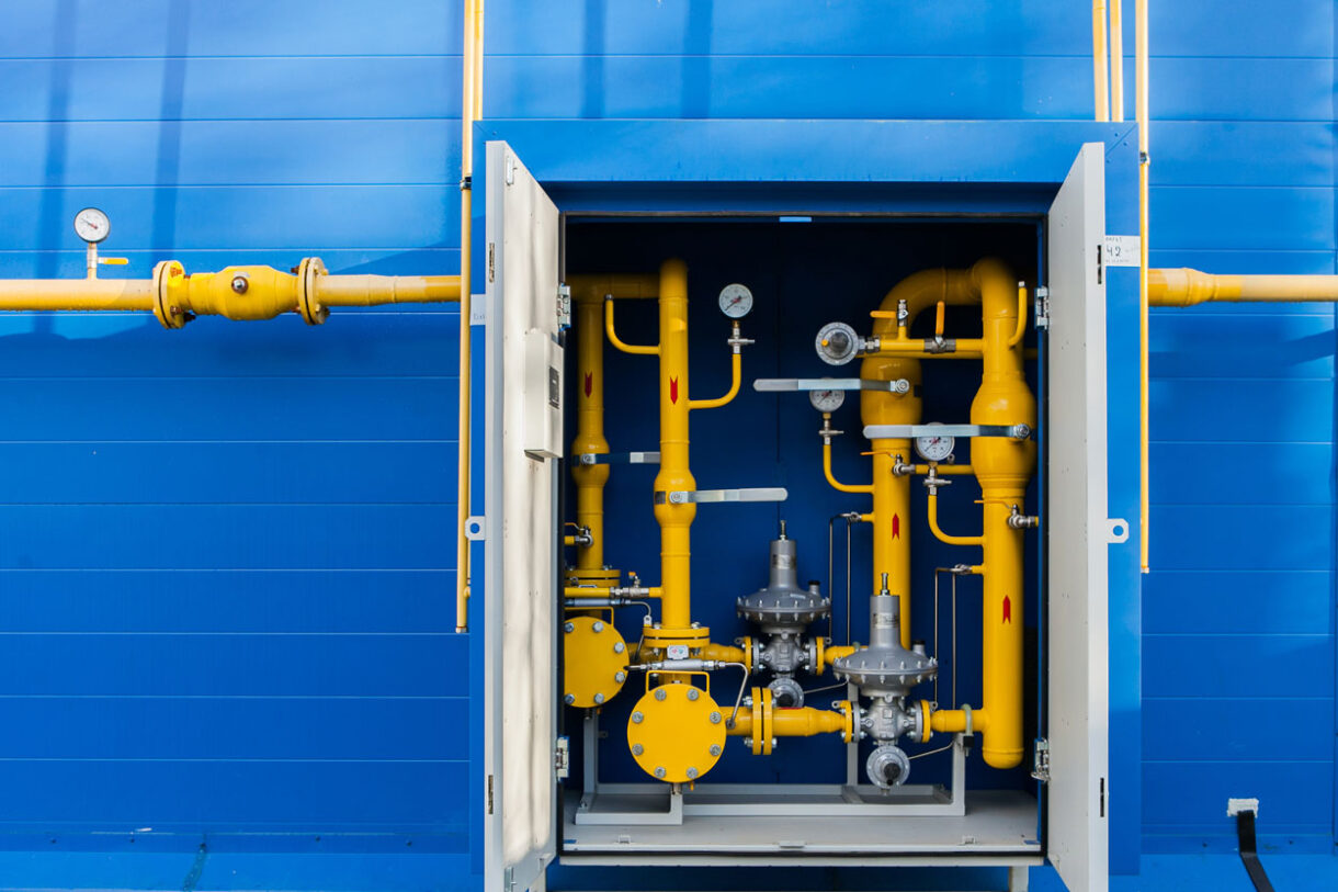 rete gas naturale distributori locali