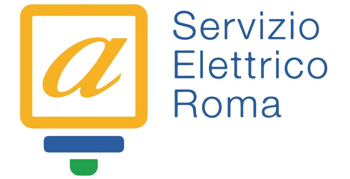 logo servizio elettrico Roma ACEA